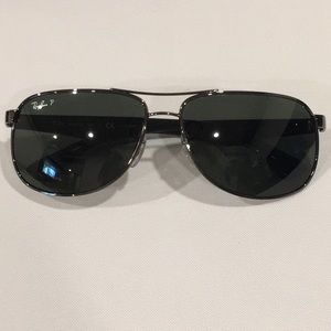 Ray-Ban Polarized RB3502 Sunglasses